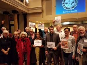 20161130 City Council Hearing