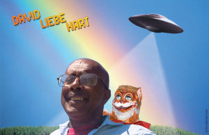 David Liebe Hart from Tim and Eric Awesome Show Great Job talks with S.W. Conser on KBOO Radio's The Film Show