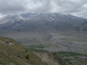 Mt. St. Helens Plains of Abraham