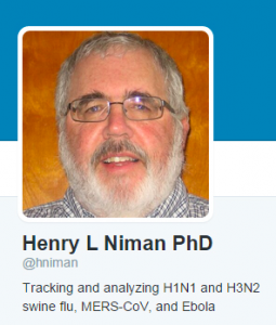 Dr. Henry Niman, Ph.D.