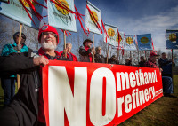 No Methanol Rally Kalama