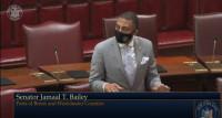 NY State Senator Jamaal T. Bailey