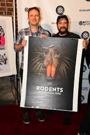 Quinn Costello talks about his documentary Rodents of Unusual Size about nutria with S.W. Conser on KBOO's The Film Show